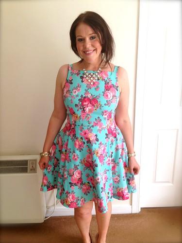 Floral Flora Dress