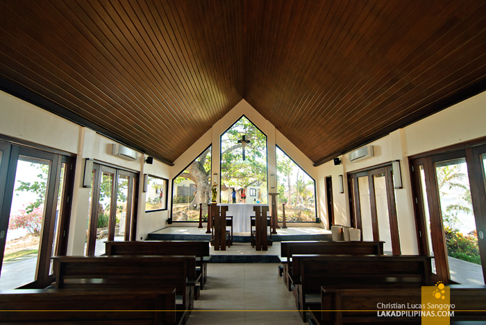 Chapel at Two Seasons Coron
