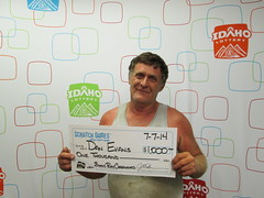 Dan Evans - $1,000 Bonus Play Cashword