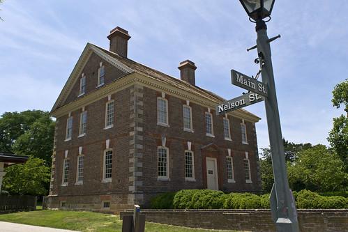 Nelson House, Yorktown