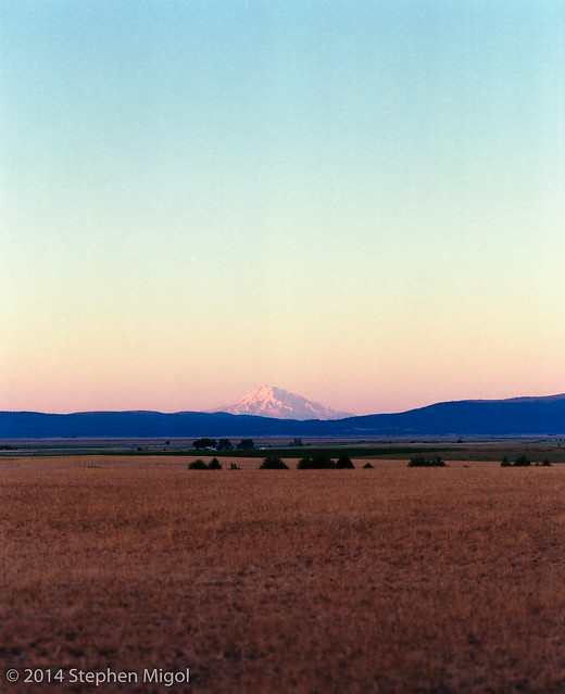 Shasta Sunrise