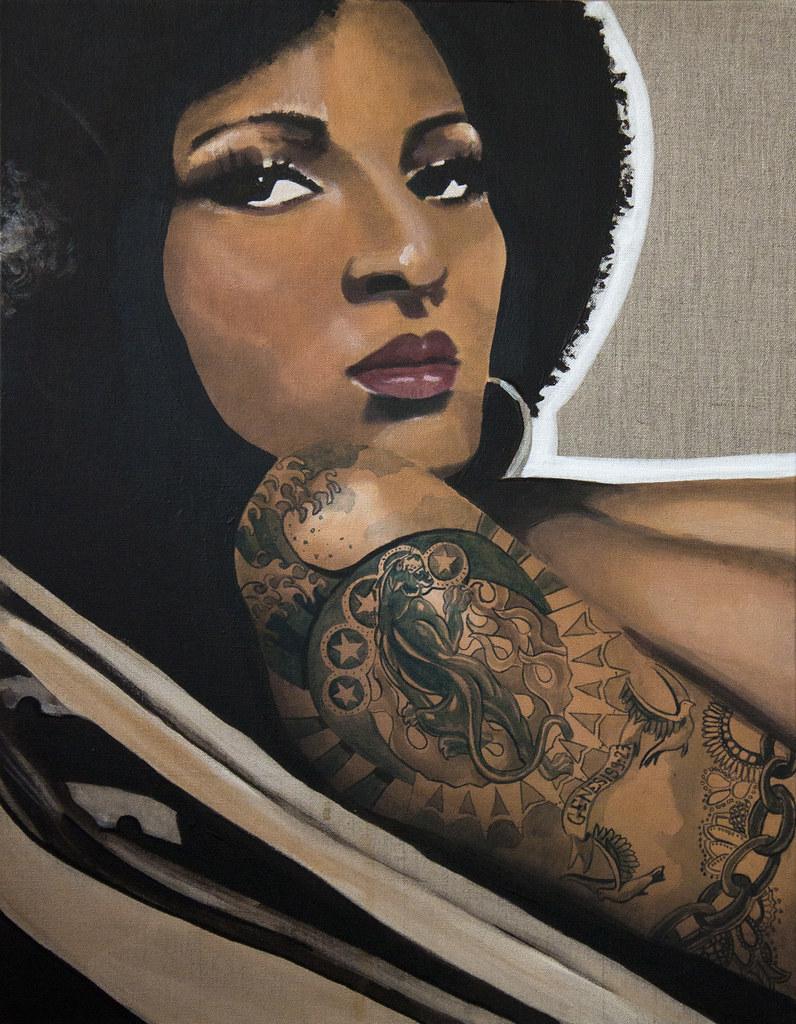 Most recent flickr photos picssr for Jordan garnett tattoo