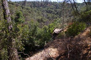 Hidden Falls Observation Deck 9041