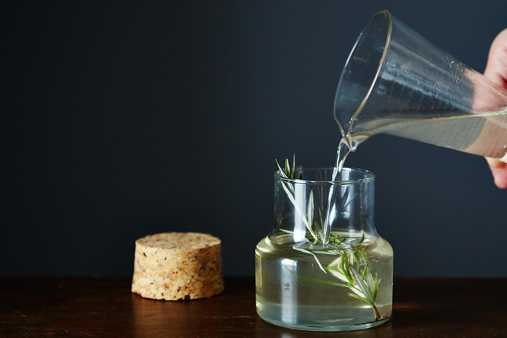 Infusing Simple Syrup on Food52