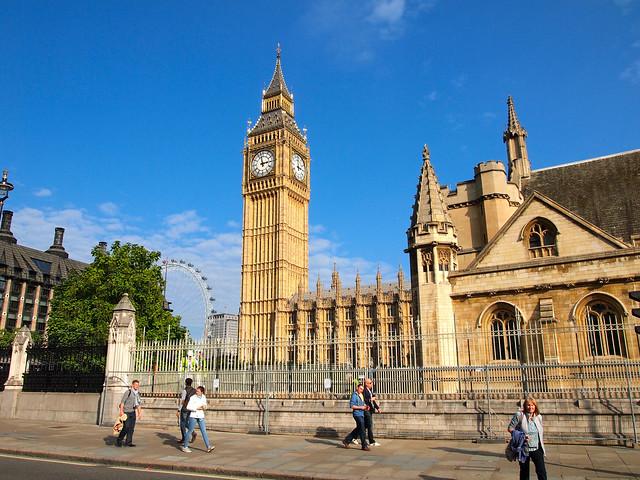 Парламент в Лондоне loverme