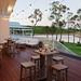 Wrap around verandah decking at Aravina Estate by AravinaEstate