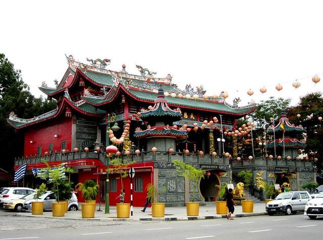 Bintulu temple