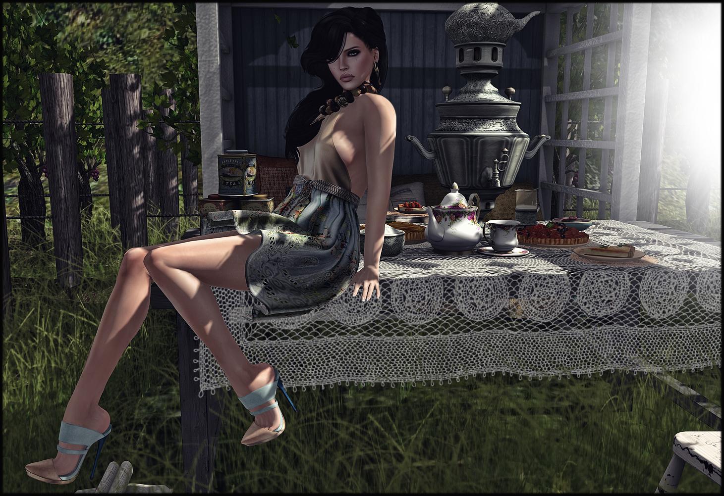 Tea time again