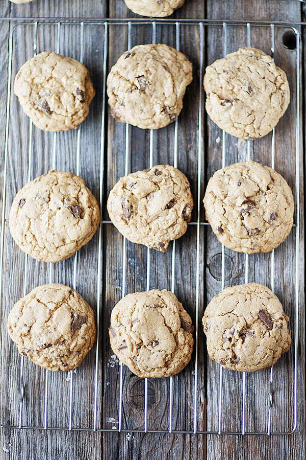 s'more cookies #smoresweek