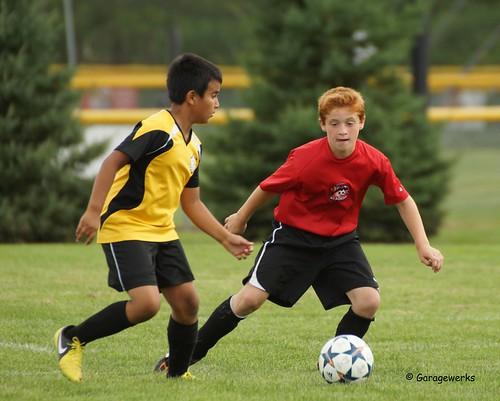 Iowa Games 2014, Soccer