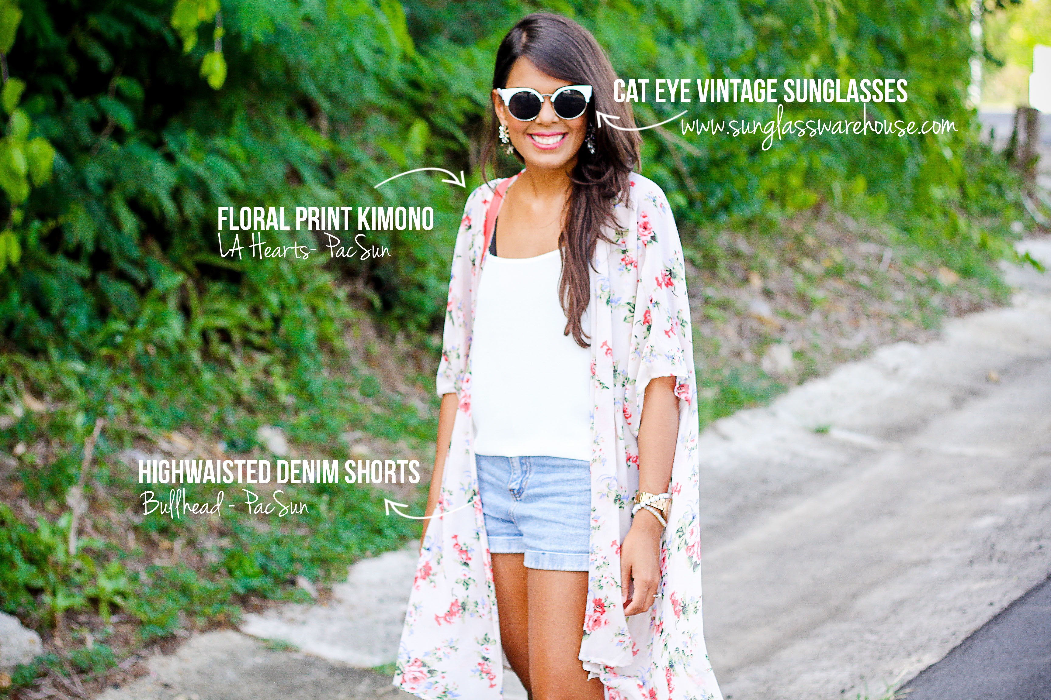 Comfy bohemian ft. Sunglass Warehouse