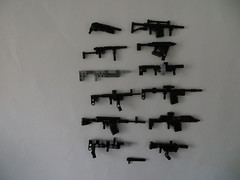Updated Gun Arsenal