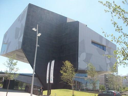 Zaragoza | CaixaForum | Edificio