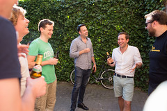 SI Sommerfest in our Berlin HQ