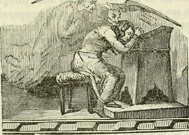 """Image from page 179 of """"De la imitacion de Christo. Cuatro libros en un tomo, nuevamente reducidos à la fidelidad del original latino"""" (1842)"""