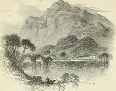 """Image from page 282 of """"Black's picturesque tourist of Scotland"""" (1857)"""