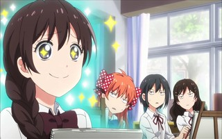 Gekkan Shoujo Nozaki-kun Episode 7 Image 38
