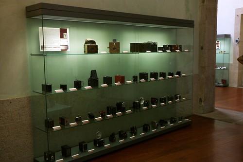 Centro Português de Fotografia: macchine fotografiche