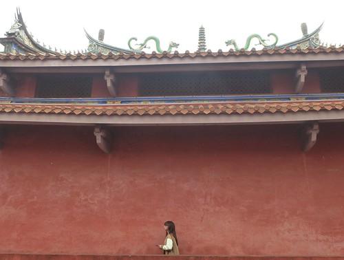 Taiwan-Tainan-Temple Confucius (13)
