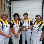 County Fours Winners 2014