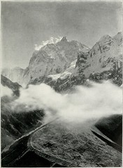"""Image from page 250 of """"Round Kangchenjunga; a narrative of mountain travel and exploration"""" (1903)"""