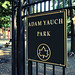 A day with the Beastie Boys: Adam Yauch Park