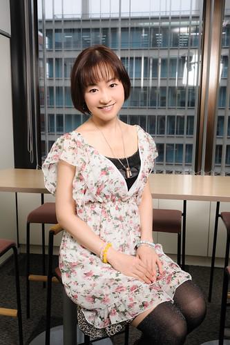 140802 -《聲優道》長篇專訪「國府田マリ子」第3回完結篇:教你保持好聲音~睡不著就吃!吃到飽就睡! 2 FINAL