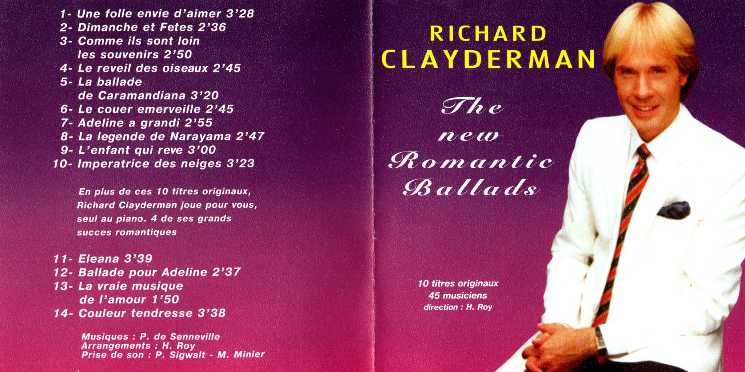 Fshare Richard Clayderman Collection Flac Wav Ape