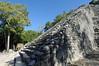 Nohuch Mul Mayan Pyramid, Coba
