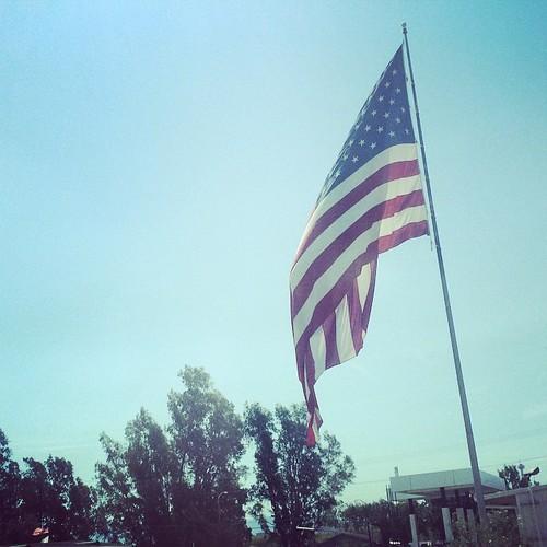 USA! USA! USA! #fillmore #kategoestocalifornia
