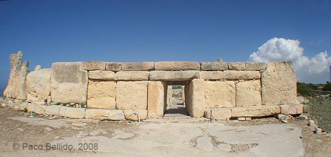 Ħaġar Qim. © Paco Bellido, 2008