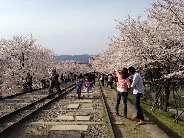 Keage in Kyoto
