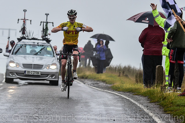 Junior Tour of Wales 2014 - Stage 5