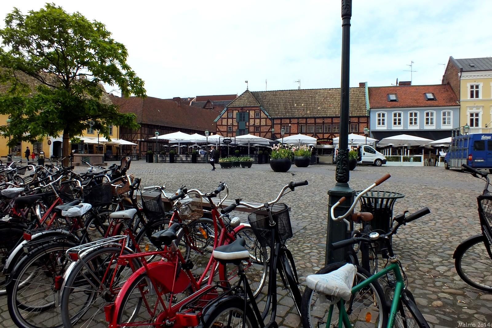 Lilla torg, Malmö, Sverige