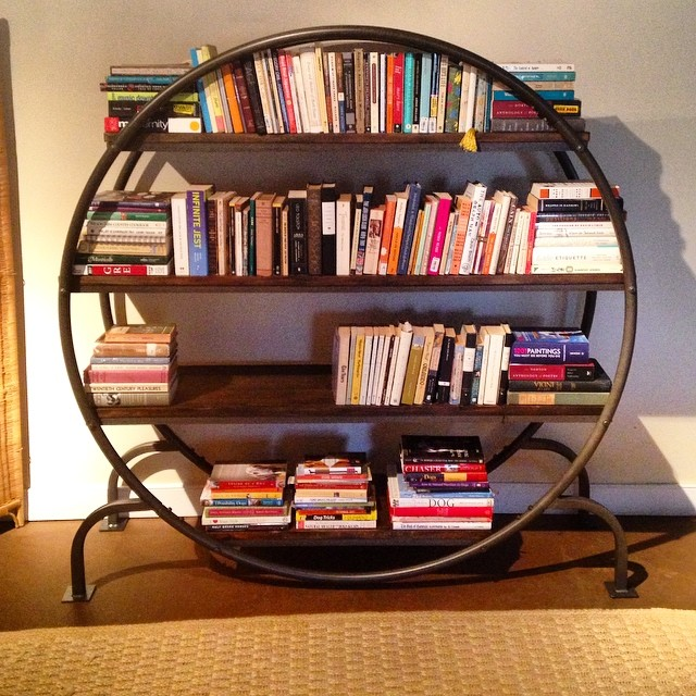 Latest furniture acquisition #nevertoomanybookshelves