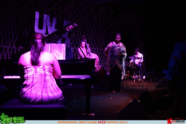 Ubud Village Jazz Festival 2014 - Deborah Carter (4)