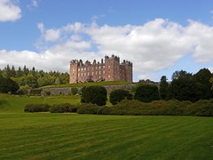 Drumlanrig Castle, Gardens and Country Park near Thornhill