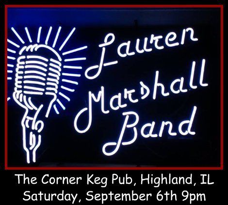 Lauren Marshall Band 9-6-14