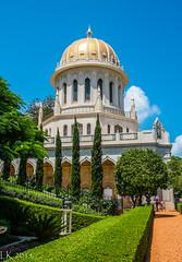 Baha'i Shrine, Haifa