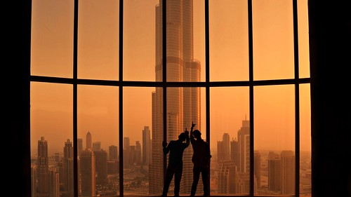 portrait silhouette dubai uae emirates khalifa turnedaround burj 16x9widescreen theaddress theaddresshotel burjkhalifa backwardportrait flickrandroidapp:filter=none mydubai backsfeel
