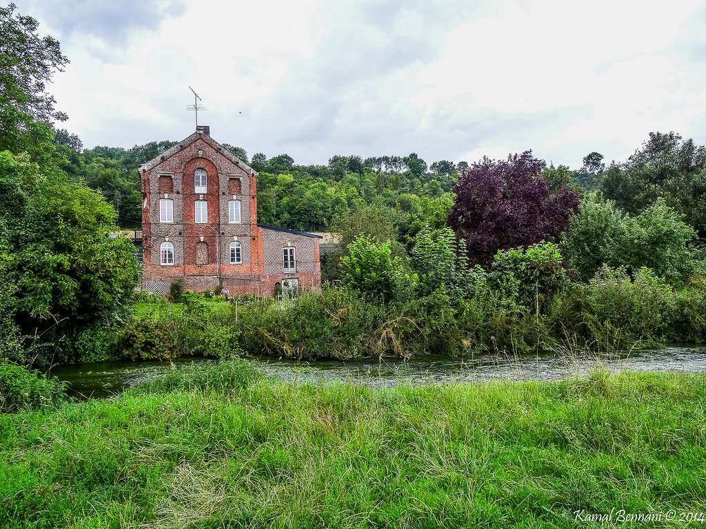 Ode to Green in the Picardie
