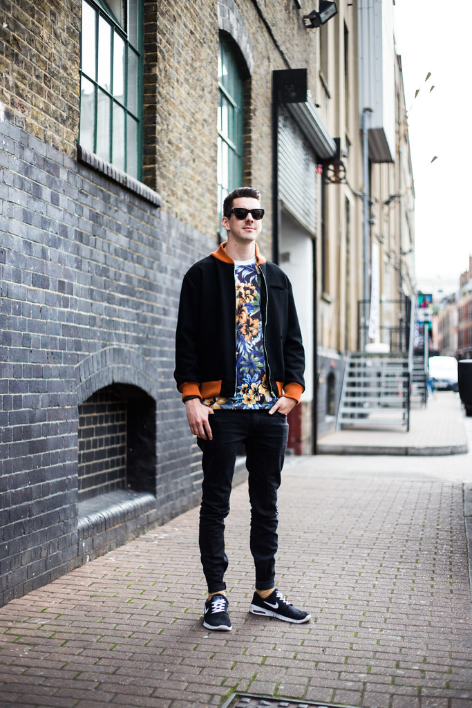 Street Style - James, Dray Walk