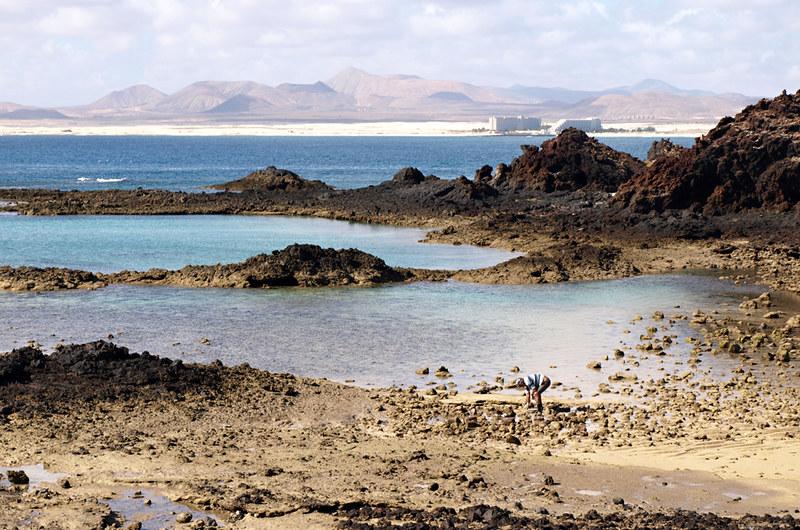 Fisherman Isla de Lobos, Fuerteventura