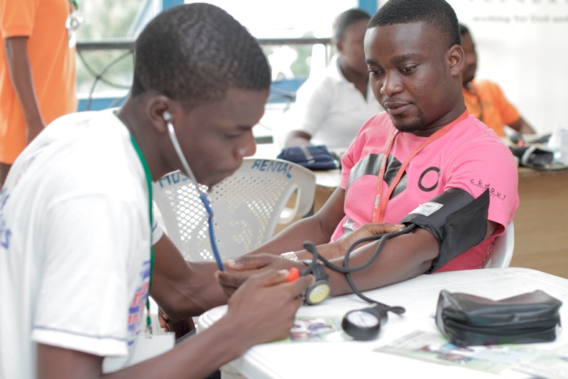 'X Health Watch' commences with free medical screening for the public