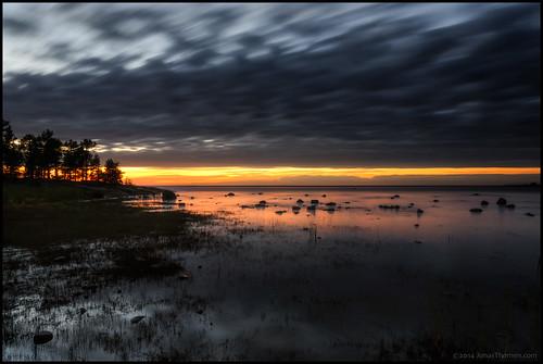 longexposure sunset sea clouds rocks cliffs havet hav pietarsaari solnedgång moln stenar jakobstad klippor fäboda jeppis långexponering