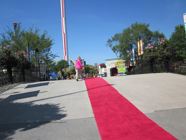 Fury 325 Announcement Red Carpet