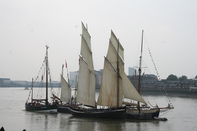 Tall Ships Festival, Greenwich