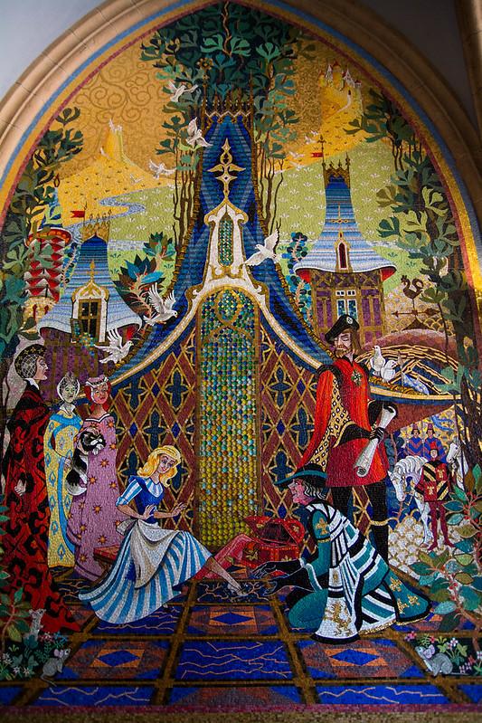 Castle Mosaic