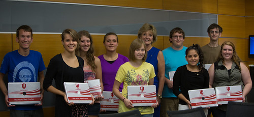 IU Kokomo awards more than $180,000 in scholarships to new students