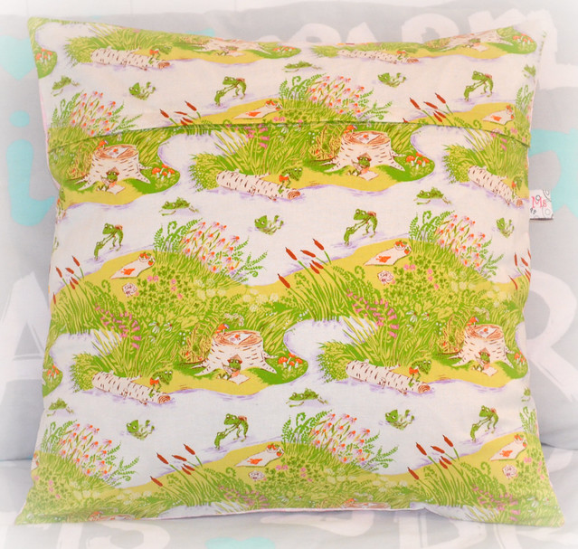 Sleeping Beauty Cushion